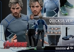 """12"""" Avengers Age of Ultron Quicksliver 1/6th Scale Action Figure Hot Toys"""
