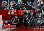 "12"" Avengers Age of Ultron Ultron Prime 1/6th Scale Action Figure Hot Toys"