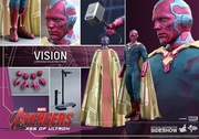 "12"" Avengers Age of Ultron Vision 1/6th Scale Action Figure Hot Toys"