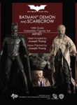 "12"" Batman Begins Demon Batman & Scarecrow 1/6th Scale Action Figure Hot Toys 10th Anniversary Exclusive"