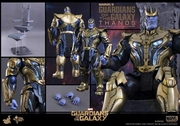 "12"" Guardians of the Galaxy Thanos 1/6th Scale Action Figure Hot Toys"