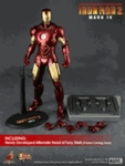 "12"" Iron Man 2 Mark IV 1/6th Scale Action Figure Hot Toys (Mark 4)"