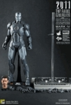 "12"" Iron Man 2 Mark IV Secret Project 1/6th Scale Action Figure Hot Toys 2011 Toy Fairs Exclusive (Mark 4)"