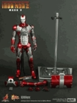"12"" Iron Man 2 Mark V 1/6th Scale Action Figure Hot Toys (Mark 5)"