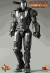 "12"" Iron Man 2 War Machine 1/6th Scale Action Figure Hot Toys"
