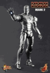 "12"" Iron Man Mark II 1/6th Scale Action Figure Hot Toys (Mark 2)"