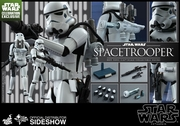 "12"" Star Wars Episode IV A New Hope Spacetrooper 1/6th Scale Action Figure Hot Toys Space Trooper Star Wars Celebration Exclusive"