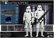 "12"" Star Wars Episode IV A New Hope Stormtrooper Figures Set 1/6th Scale Action Figure Hot Toys"