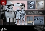 "12"" Star Wars Force Awakens First Order Stormtrooper Jakku Exclusive 1/6th Scale Action Figure Hot Toys"