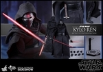 "12"" Star Wars Force Awakens Rylo Ren 1/6th Scale Action Figure Hot Toys"