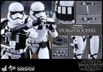 "12"" Star Wars The Force Awakens Stormtroopers Set 1/6th Scale Action Figure Hot Toys First Order/Heavy Gunner"