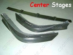 97-01 MIRAGE SEDAN FRONT LIP SPOILER - 3 PCS