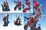 Akira Gashapon Capsule Figure Series 3 Set of 5