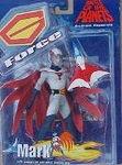 Battle Of The Planets G Force Action Figure - Mark