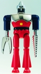 Chogokin Getter Robo 2 Die Cast Action Figure GT 07 Bandai
