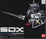 Chogokin SDX Knight Gundam Action Figure Bandai
