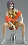 "Cowboy Bebop 5 1/2 "" Inches PVC Statue - Faye Valentine"