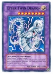 CRV-EN035 Cyber Twin Dragon 1st Edition Super Rare Yu-Gi-Oh