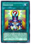 DR1-EN053 Question Super Rare