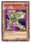 EEN-EN007 Elemental Hero Bladedge 1st Edition Super Rare Yu-Gi-Oh