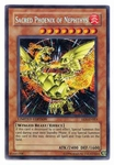 EEN-ENSE3 Sacred Phoenix of Nephthys Limited Edition Secret Rare Yu-Gi-Oh