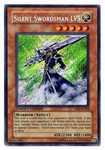 EEN-ENSE4 Silent Swordsman LV 5 Limited Edition Secret Rare Yu-Gi-Oh