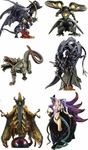 Final Fantasy Creatures Figure Set of 6