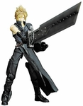 Final Fantasy VII Advent Children Cloud Strife Action Figure