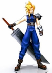 Final Fantasy VII Cloud Strife 1/8 Resin Statue
