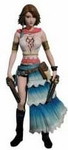 Final Fantasy X-2 Play Arts Action Figure Yuna 1/10 Scale Statue