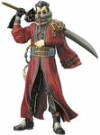 Final Fantasy X Auron 8 inch Action Figure