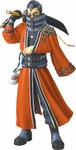 Final Fantasy X Vinyl Statue Figure 1/6 Scale # 4 Auron