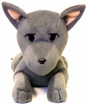 "Fruits Basket 12 "" Inches Plush Doll - Shigure Soma Dog"