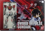 GQ Model Sword Impulse Gundam Metal Material Action Figure