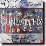 Gundam Fix Figuration 0002 PF-78-1 Perfect Gundam