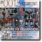 Gundam Fix Figuration 0015 FA-78-2 Heavy Gundam