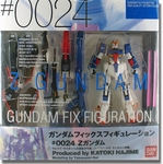 Gundam Fix Figuration 0024 MSZ-006 Zeta