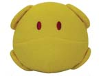 Gundam Seed Haro Plush Doll - Yellow