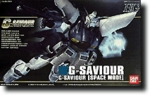 "HG Gundam G-Saviour Space Mode 1/144 Model Kit <FONT COLOR=""RED"">SOLD OUT</FONT>"
