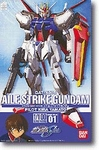 HG Gundam Seed # 01 Aile Strike 1/100 Model Kit