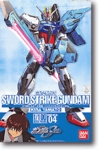 HG Gundam Seed # 04 Sword Strike 1/100 Model Kit