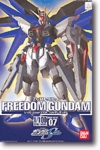HG Gundam Seed # 07 Freedom 1/100 Model Kit