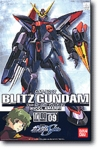 HG Gundam Seed # 09 Blitz 1/100 Model Kit