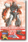 HG Gundam Seed # 10 Astray Red Frame 1/100 Model Kit