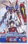 HG Gundam Seed Destiny # 01 Force Impulse 1/100 Model Kit