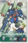 HG Gundam Seed Destiny # 02 Chaos 1/100 Model Kit