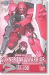 HG Gundam Seed Destiny # 03 Gunner Zaku Warrior Lunamaria 1/100 Model Kit
