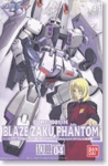 HG Gundam Seed Destiny # 04 Blaze Zaku Phantom 1/100 Model Kit