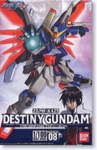 HG Gundam Seed Destiny # 08 Destiny 1/100 Model Kit