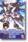 HG Gundam Seed Destiny # 09 Strike Freedom 1/100 Model Kit